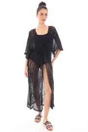 Φόρεμα παραλίας Mairi μαύρο