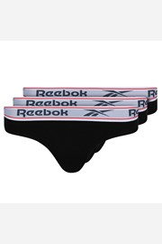 3 pack chilot sport Reebok Aria, negru