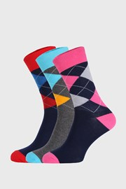 3 pack ponožiek Bellinda Crazy Socks