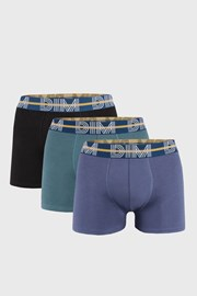 3 PACK boxeri DIM Stretch