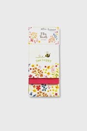 Komplet ścierek kuchennych Bee Happy