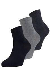 3 pack къси чорапи Lara