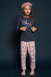 Pijama fetite Paris 01
