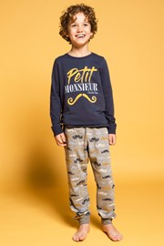 Petit Monsieur fiú pizsama