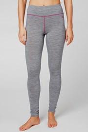 Helly Hansen Merino Mid funkcionális női leggings, szürke