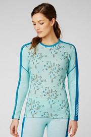 Helly Hansen Lifa Merino funkcionális női póló, mintás