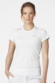 Damska biała koszulka Helly Hansen