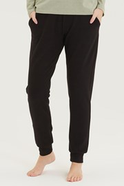 Pantalon trening dama, negru