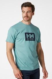 Tricou barbatesc Helly Hansen, verde