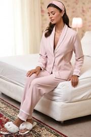 Pijama dama Harmonica, din bumbac