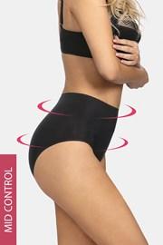 Invisible klasszikus női alsó, magasított, alakformáló