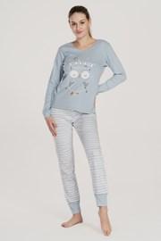 Дамска пижама Ski