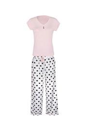 Dámske pyžamo Polka s bodkami