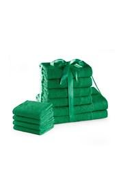 Súprava uterákov Amari Family zelená