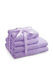 Súprava uterákov Amari lila