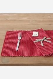 Home Design étkező alátét, piros