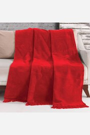 Deka Luxus červená
