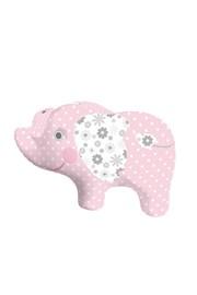 Gyermek kispárna Elefánt, rózsaszín