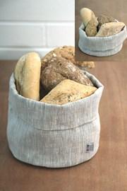 Home Design péksüteményes len kosár