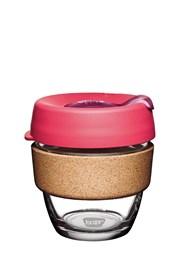 Cana Keepcup 227 ml, cu pluta, roz