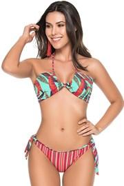 Dwuczęściowy kostium kąpielowy Verde