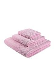 Bella törölköző szett rózsaszín, ajándékcsomagolásban