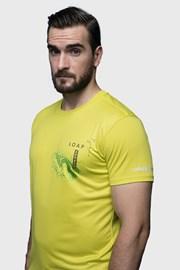 LOAP Malty férfi póló sárga