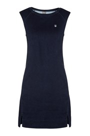 Дамска синя спортна рокля LOAP Dali