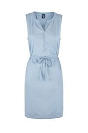 Dámske modré športové šaty LOAP Nermin
