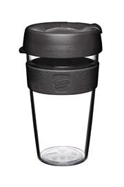 Keepcup utazó bögre tritánból, fekete, 454 ml