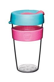 Keepcup utazó bögre tritánból, rózsaszín, 454 ml
