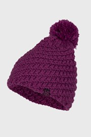 Зимна шапка LOAP Zahra розова