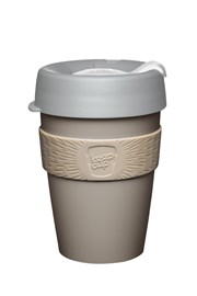 Cana Keepcup 340 ml, maro
