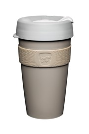 Cana Keepcup 454 ml, maro