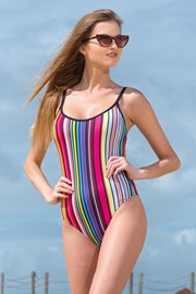 Jednoczęściowy damski kostium kąpielowy Tulum