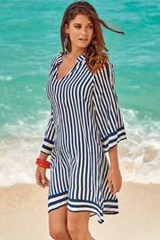 Rochie de plaja Rossella Blue
