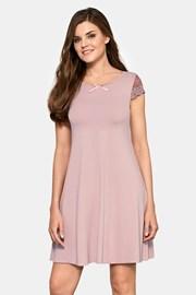 Dalmira női hálóing, halvány rózsaszín