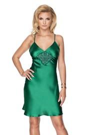 Luksuzna satenska spavaćica Emerald