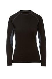 Bluza Exploit pentru femei, negru