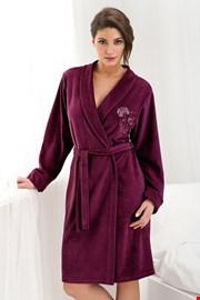 Γυναικείο πετσετέ μπουρνούζι Adéla