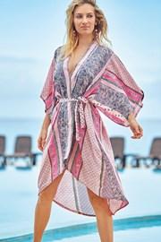 Kopalni plašč za na plažo Holly