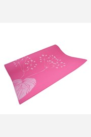 Розова постелка за йога LOAP Ravi
