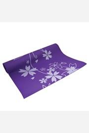 Лилава постелка за йога LOAP Ravi