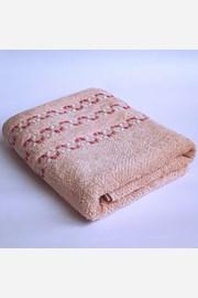 Prosop Kiara roz, cu fibre de bambus