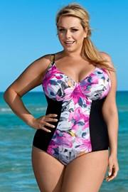 Jednoczęściowy damski kostium kąpielowy Kath
