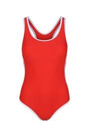 Dámske jednodielne plavky Reebok Alyssa Red