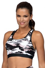 Crop Top Army sport