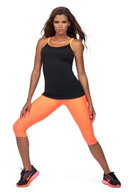 Neon 3/1-es sport leggings