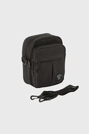 Αθλητική τσάντα μικρή Meatfly Hardy μαύρη