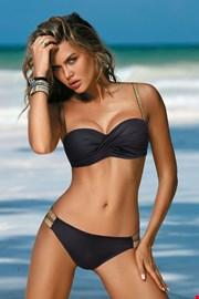 Dwuczęściowy kostium kąpielowy Grace Black